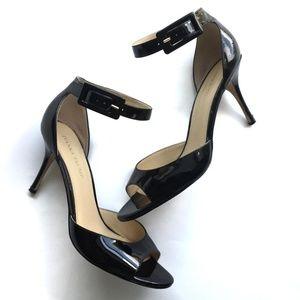 Ivanka Trump Gladly Ankle Strap High Heel Sandal 9